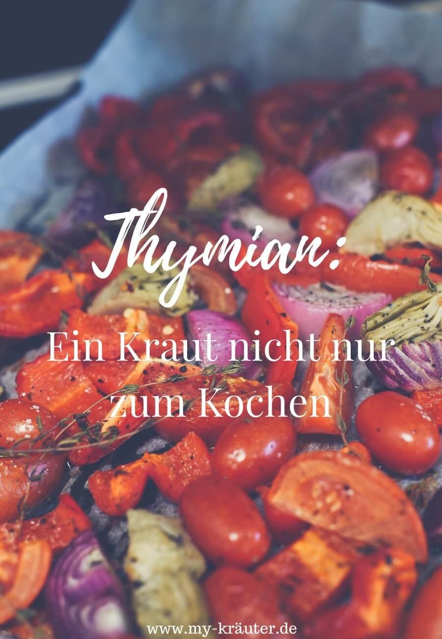 Thymian, ein Kraut nicht nur in der Küche