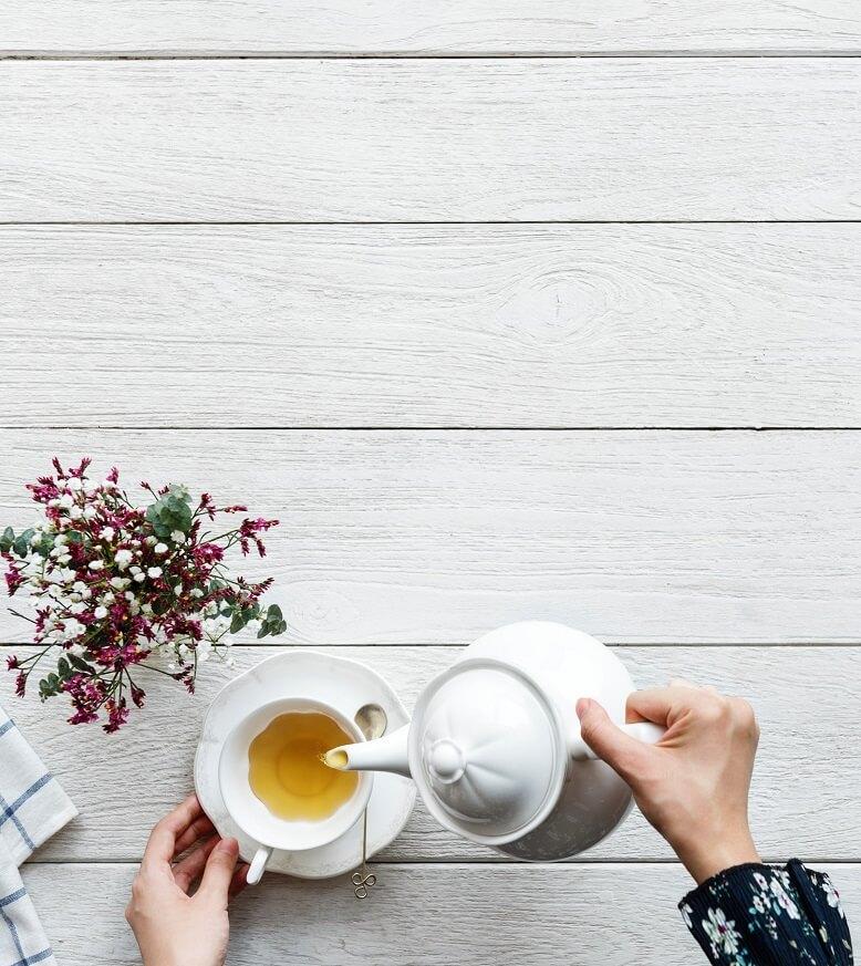 Löwenzahn als gesunder Teeaufguss