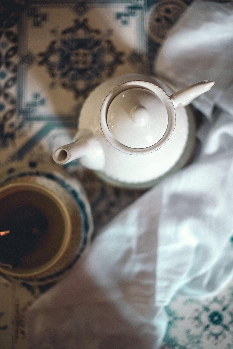 Brennnessel kann ideal als Tee getrunken werden
